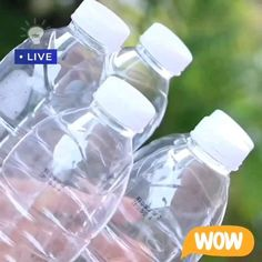 Amazing Life Hacks, Simple Life Hacks, Useful Life Hacks, Plastic Bottle Crafts, Uses For Plastic Bottles, Use Of Plastic, Diy Crafts Hacks, Diy Home Crafts, House Cleaning Tips