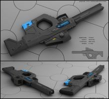 Concept of sci fi rifle. it is mentioned to be series with rifle (Nova) and revolver (Nova - sci fi revolver concept) I uploaded few days ago:&nbsp. Sci Fi Weapons, Weapon Concept Art, Fantasy Weapons, Weapons Guns, Guns And Ammo, Fantasy Sword, Rifles, Armas Airsoft, Armas Wallpaper