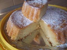 WHIPPED CREAM CAKE.. La torta con la panna montata nell'impasto | IN CUCINA CON IL BLOG