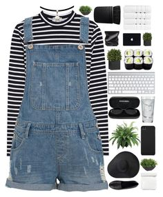"""""""Samira / hacked by samiikins"""" by organized ❤ liked on Polyvore featuring T By Alexander Wang, NARS Cosmetics, Christy, Ethan Allen, Jil Sander, Crate and Barrel, MTWTFSS Weekday, Chanel, Incase and women's clothing"""