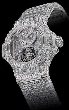 cd42331383f World s most expensive Watch Relógios Caros