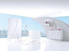 Design baby room   Your baby will look like a celebrity in there ;)  Habitaciones de bebé de diseño Paris... ¡Un lugar encantador!