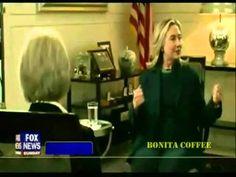 HILLARY LIBYA KHADAFI and CHRIS STEVENS - YouTube