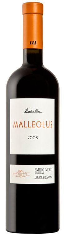 Red wine from the Ribera de Duero vineyards of Emilio Moro. Spanish Wine, Wine Fridge, Wine Labels, Fine Wine, Caves, Queso, Feel Better, Whiskey Bottle, Men Fashion