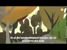 Herfstlied - leuk als introductie voor de dramales Herfst Videos, Moose Art, Drama, Youtube, Animals, Autumn, Green, Middle, Animales
