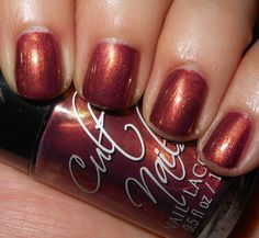 Imperfectly Painted: Cult Nails Wanna Be