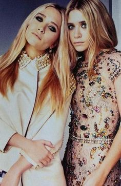 Here at Boohoo HQ we have fell in love with this photoshoot from the Olsen twins! #FashionIcons  Boohoo.com