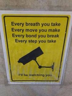 Every Breath You Take /  Vidar / New York / Street Art Utopia / We declare the world as our canvas