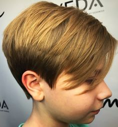 Layered Bronde Pixie For Girls Girls Pixie Haircut, Girls Short Haircuts, Cute Haircuts, Haircut For Thick Hair, Little Girl Hairstyles, Boy Hairstyles, Trendy Hairstyles, Straight Hairstyles, Female Hairstyles