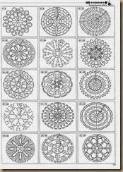 20 Best Crochet Motif Diagrams Images Crochet Patterns Yarns