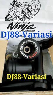 Frame Slider Ninja 250 fi / Z250 FI | Frame Slider Agna Inspire | Pelindung Fairing z250 FI | pelindung Fairing Kawasaki ninja 250 Fi | Modifikasi Ninja 250 FI | Aksesoris Ninja 250 Fi