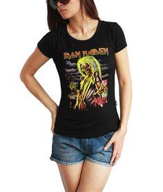 Metallica kill metal diy women sexy tank top shirt size s for Cheap silk screen t shirts