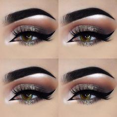 Ballroom Dance Make-up Gorgeous Makeup, Love Makeup, Makeup Inspo, Makeup Inspiration, Kiss Makeup, Makeup Art, Beauty Makeup, Hair Makeup, Makeup Goals