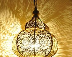 Home Decorative Ceiling Moroccan Lamps Pendant Moroccan Ceiling Light, Moroccan Pendant Light, Moroccan Lamp, Moroccan Lanterns, Modern Moroccan, Antique Light Fixtures, Hanging Light Fixtures, Antique Lamps, Antique Lighting