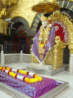 8 Shirdi Sai Baba High Resolution Pictures Gallery from Samadhi temple in high resolution in a image gallery. Hope you like them.