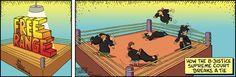 Free Range Comic Strip, July 10, 2016     on GoComics.com