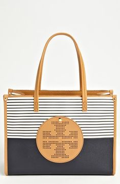 so cute .....  Tory Burch 'Viva - Mini' Tote available at #Nordstrom