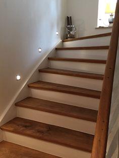 Treppenrenovierung abgeschlossen