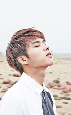 My bias, Woohyun 우현 ♥ from Infinite 인피니트 and Toheart 투하트
