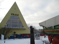 Museo Fram, Oslo @Patricia Nickens Derryberry Norway ©Angel Sanz