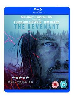 The Revenant [Blu-ray + Digital Copy + UV Copy] [2016]