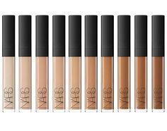 Makeup Artist Must-Haves: Inside Monika Blunder's Kit. NARS Radiant Creamy Concealer #makeup #Nars #beauty