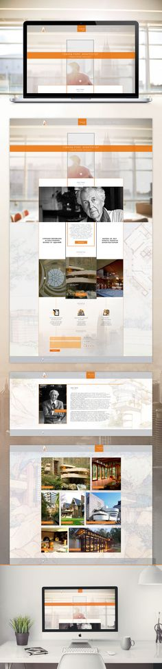 Ознакомьтесь с моим проектом в @Behance: «Howard Roark. Architect. Website» https://www.behance.net/gallery/44004045/Howard-Roark-Architect-Website