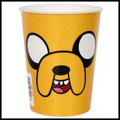 Adventure Time Plastic Keeper Cup, $.99 Cdn each. http://www.allthatstuff.net/AdventureTime/adventure-time-party-supplies.html