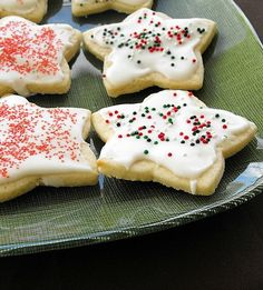 Christmas Cookies (the official recipe)