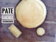 Thermomix Desserts, Gatsby, Pie, Cooking, Voici, Food, Compact, Image, Fruit Tart