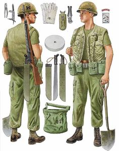 """Combat engineer"", Brian Delf"