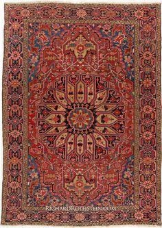 Serapi Classic Oriental Rug