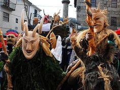Caretos de Lazarim  http://elcuadernodemari.blogspot.com.es/2013/02/tradicion-del-carnaval-en-tras-os.html