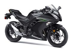 2016 Kawasaki Ninja® 300 ABS Metallic Matte Carbon Gray