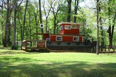 Hodge Podge cottages on Caddo lake