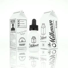 The Milkman E-Liquid at The Drip Club