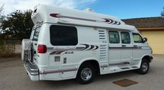 Living in a Camper - Class B RV Different van types, pros, cons