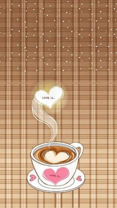Cute Wallpapers, Wallpaper Backgrounds, Iphone Wallpaper, Poster Café, Coffee Cards, Coffee Pictures, I Love Coffee, Coffee Humor, Happy Planner