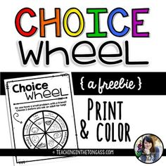 Choice Wheel Free