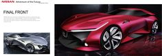 NISSAN Adventure of the Future Shooting Brake Concept