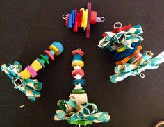 Diy Chinchilla Toys, Parrot Toys, Bird Toys, Birds, Recipes, Toys, Bird, Ripped Recipes