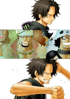 one piece ace 2