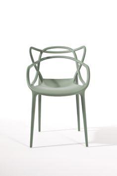 """Masters"" chair (Kartell)   Design: Philippe Starck & Eugen Quitllet, 2009"