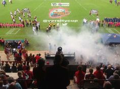 Varsity cup at Potchefstroom campus. Image supplied by North-West University. North West University, How To Become, My Life, Student, Image, College Students