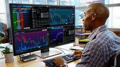 Dell's 43-inch 4K multi-client monitor is amazing  #iwork4dell