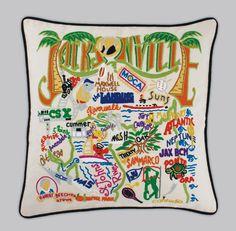 Jacksonville Pillow