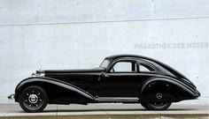 1938 Mercedes-Benz 540K Autobahn-Kurier