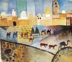 Mythos Paul Klee - Die Tunisreise und die tunesische Gegenwart - Hören Sie dazu eine Audio-Reportage bei HOTELIER TV & RADIO: https://soundcloud.com/hoteliertv/mythos-paul-klee-die-tunisreise-und-die-tunesische-gegenwart