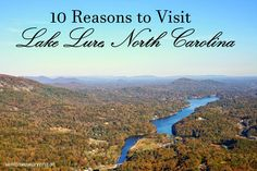 Visiting Lake Lure and Rutherford County, North Carolina | CosmosMariners.com