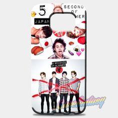 Red Cross 5Sos Samsung Galaxy S8 Case | casefantasy